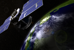 The Cloudsat Satellite