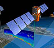 Cloud-Aerosol Lidar and Infrared Pathfinder Satellite Observation (CALIPSO) satellite image