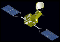 The GCOM-W1 Satellite